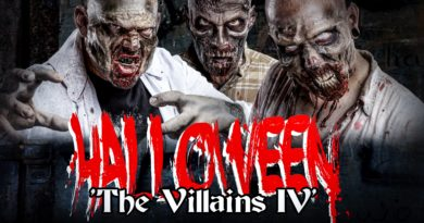 The Villains IV: The nightmare continues…