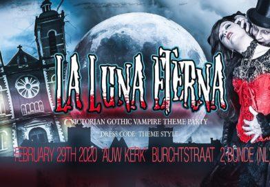 Gothic, Vampire & Victorian theme party