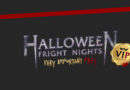 Halloween Fright Nights VIP