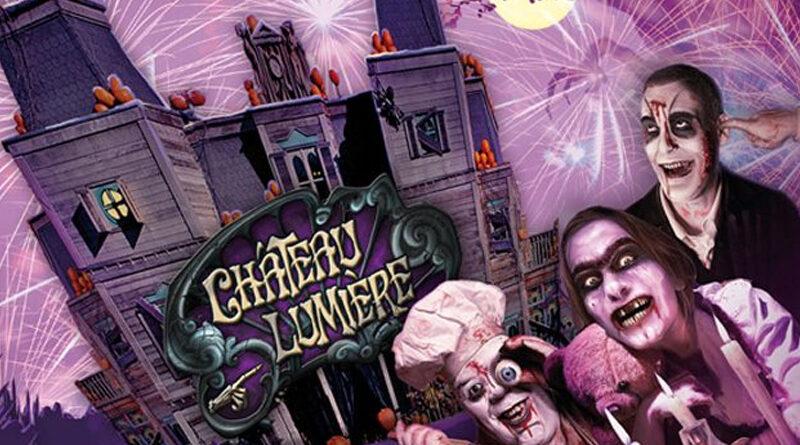 Halloween in avonturenpark HELLENDOORN